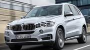Le BMW X5 passe à l'hybride !