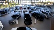En Europe, les ventes de voitures neuves continuent de se redresser
