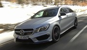 Essai Mercedes CLA Shooting Brake : Chasse au Sportback