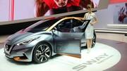 Nissan Sway Concept : envisagé de série