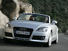 Essai Audi TT Roadster 2.0 TFSI 200 ch : Une Toile fort Tentante