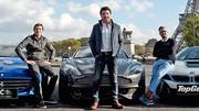 Mars 2015 : Ca y est, Top Gear France est là !