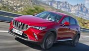 Essai Mazda CX-3 : Bonsaï fleuri !