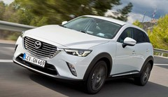 Essai Mazda CX-3: retour aux affaires