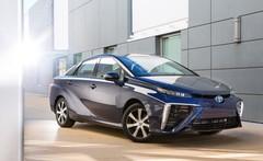 Toyota débourse 1 milliard de dollars pour la promotion de la Mirai aux Jeux Olympiques 2020
