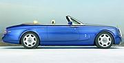Rolls Royce Phantom Drophead Coupe, rêvons un peu...