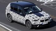 BMW X1 2016 : Premier sur le Ring