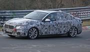 Une BMW Série 1… Berline ???!!!