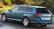 Essai Volkswagen Passat Variant 2.0 TDI 150 : Bien dégagée derrière les oreilles