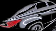 Lexus RX (2016) : premier teaser, révélation le 1er avril à New York