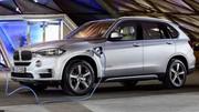 BMW X5 xDrive40e : le 4x4 hybride rechargeable arrive