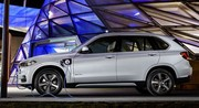 BMW X5 xDrive40e : hybride rechargeable