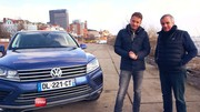 Emission Turbo : C 63 S AMG, Touareg 2, XL1, i3 vs Golf GTE