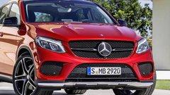 Mercedes : le nouveau GLE à New-York