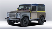 Le Land Rover Defender rhabillé par Paul Smith