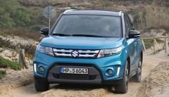 Essai Suzuki Vitara 4 1.6 DDiS 120 Allgrip 4WD 2015 : Le Vitara se réinvente