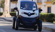 La Renault Twizy disponible à partir de 14 ans