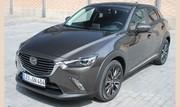 Prise en mains - Mazda CX-3 : très prometteur