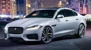 Nouvelle Jaguar XF : Changement dans la continuité