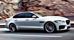 La nouvelle Jaguar XF passe à l'aluminium
