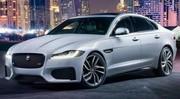 Jaguar XF 2015