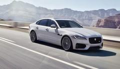 Jaguar XF 2015 : révolution de salon
