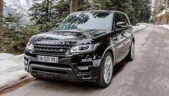 Essai Range Rover Sport Hybrid (2015) : Le monstre gentil
