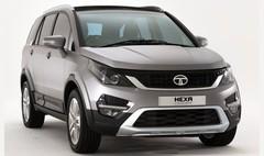 Tata Hexa Concept, SUV indien Diesel