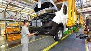 Renault a plus produit en France en 2014