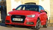 Essai Audi A1 Sportback restylée 1.4 TFSI 150 COD S Line