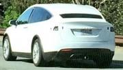 Tesla Model X : la présentation prévue cet été