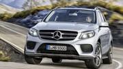 Le Mercedes ML devient GLE et hybride rechargeable