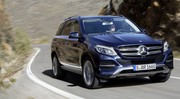 Adieu Mercedes ML, bonjour GLE