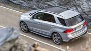 Du Mercedes ML au nouveau GLE