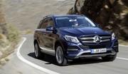 Place au Mercedes GLE !