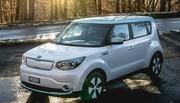 Essai Kia Soul EV : L'électrique par -10°