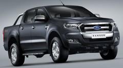 Le Ford Ranger se met à la page