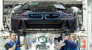 BMW double la production de l'i8