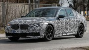BMW Série 7 2016 : Armure légère