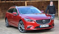 Essai Mazda 6 2.2 SkyActiv-D 175 ch BVA6 Sélection : montée en gamme