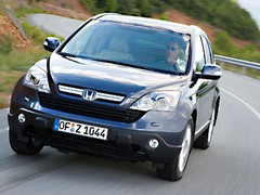 Essai Honda CR-V III 2.2 i-CTDi 140 ch : Le SUV intelligent !