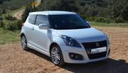 Marche arrière : Les Suzuki Swift Sport