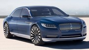 Lincoln Continental : comme un air de Bentley