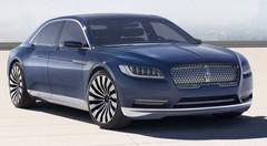 Lincoln Continental Concept : un avant-gout de la berline de 2016