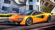 La toute nouvelle McLaren 570S Coupé