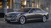Voici la Cadillac CT6