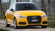 Essai Audi S1 Sportback : Petit mais costaud