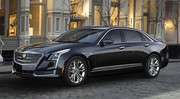 Cadillac CT6 : à l'assaut du premium allemand