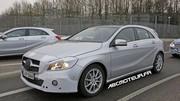 Mercedes Classe A restylée : et voici l'intérieur !