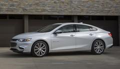 Chevrolet dévoile la nouvelle Malibu